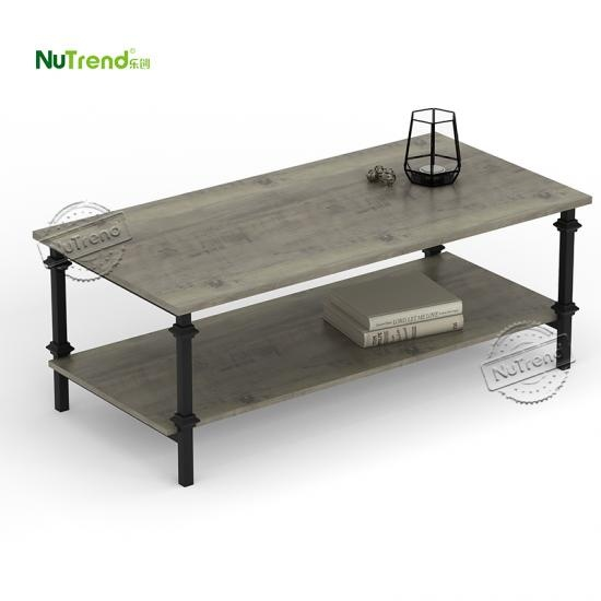 wooden framhouse center coffee table Furniture Supplier in China